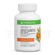 Garden 7 Phytonutrient Supplement 90 tablet